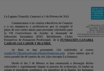 Nota Informativa 5-2-2018